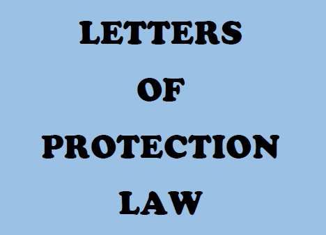 Letters of Protection Article